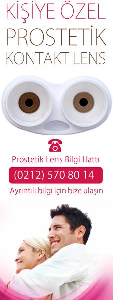 prostetik lens bilgi hattı