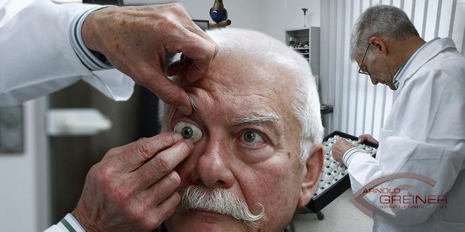 Arnold Greiner Protez göz enstitüsü