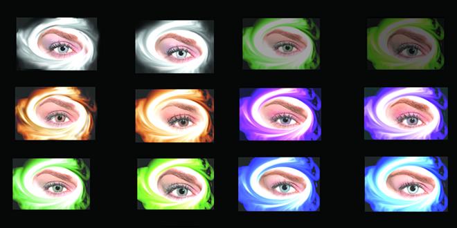 Renkli Kontakt Lens Çeşitleri